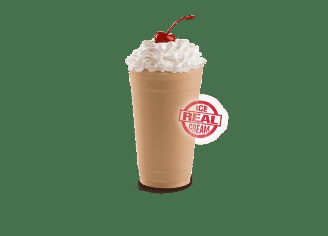 Chocolate Milkshake-